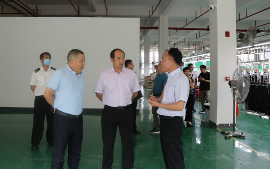 海关总署调研组到广西凭祥综合保税区、广西自贸试验区崇左片区调研