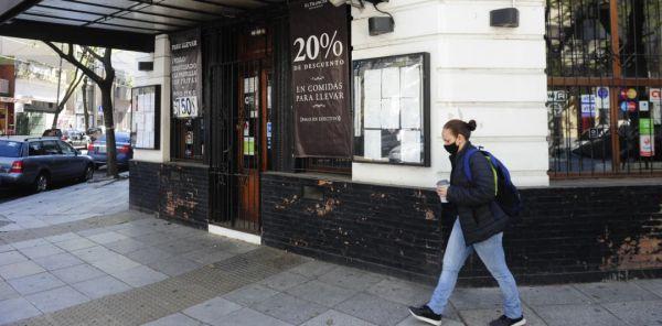 受疫情影响,阿根廷首都1500多家餐饮企业永久歇业