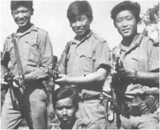 """一支""""流亡藏人部队""""帮印军对付解放军?真相是……"""