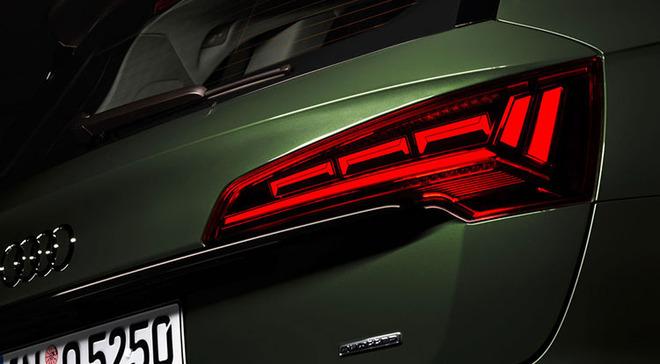 奥迪Q5L轿跑版 预计在北京车展亮相