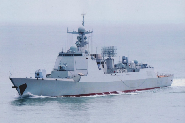 """美媒:第8艘""""超级驱逐舰""""下水后,中国下步计划是什么?"""