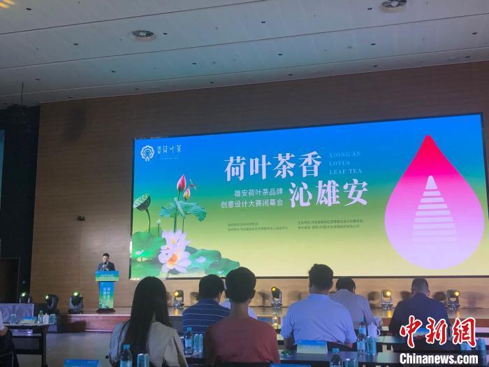 """发展生态农业 雄安新区打造""""雄安荷叶茶""""品牌"""