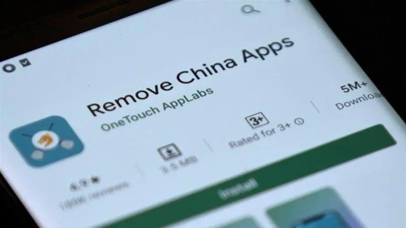 印度空前强化对中国App的禁令