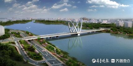 穿越土豪河大桥的兴化路效果图宣布聊天