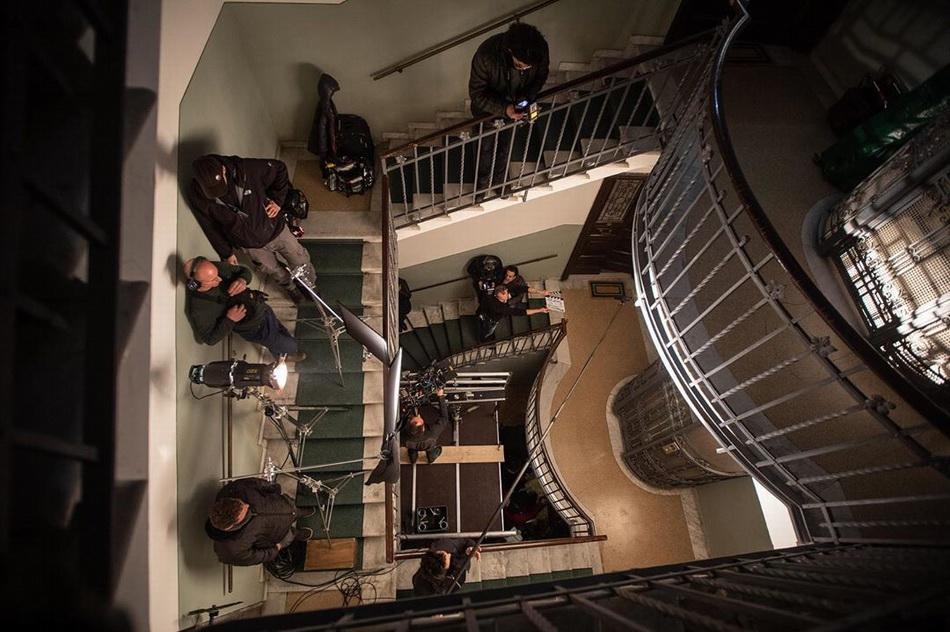 《三层楼上》拒绝了威尼斯。