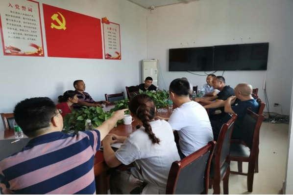 井研县司法局春福司法所做好公共执法服务助力农村振兴
