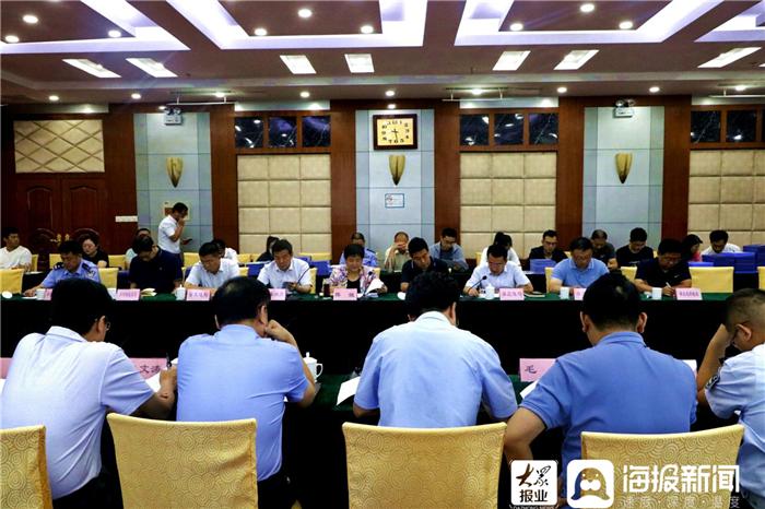 东营市委安静生产专项检查组赴广