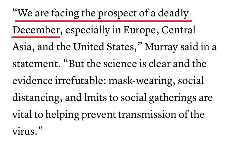 """新冠肺炎已跃升为美国第二大致死原因 专家:美国面临""""致命的12月"""""""