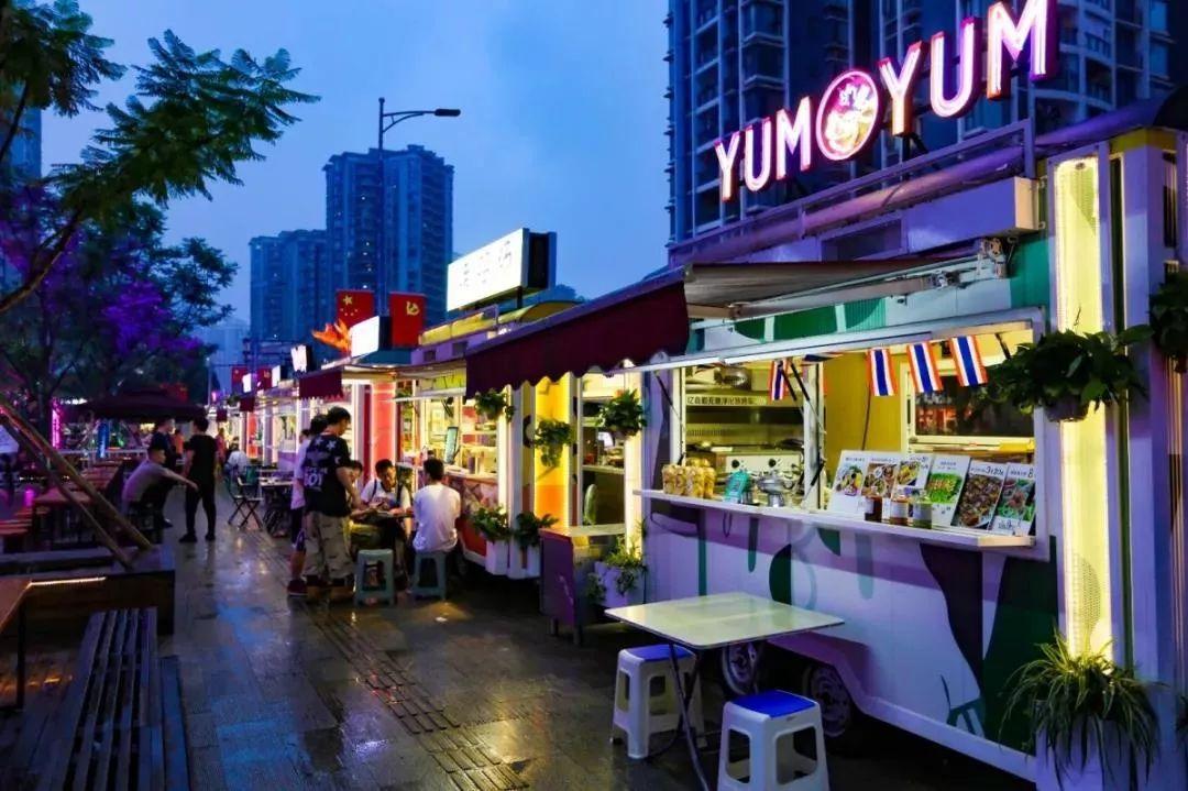 山与城丨重庆人的夜市情怀