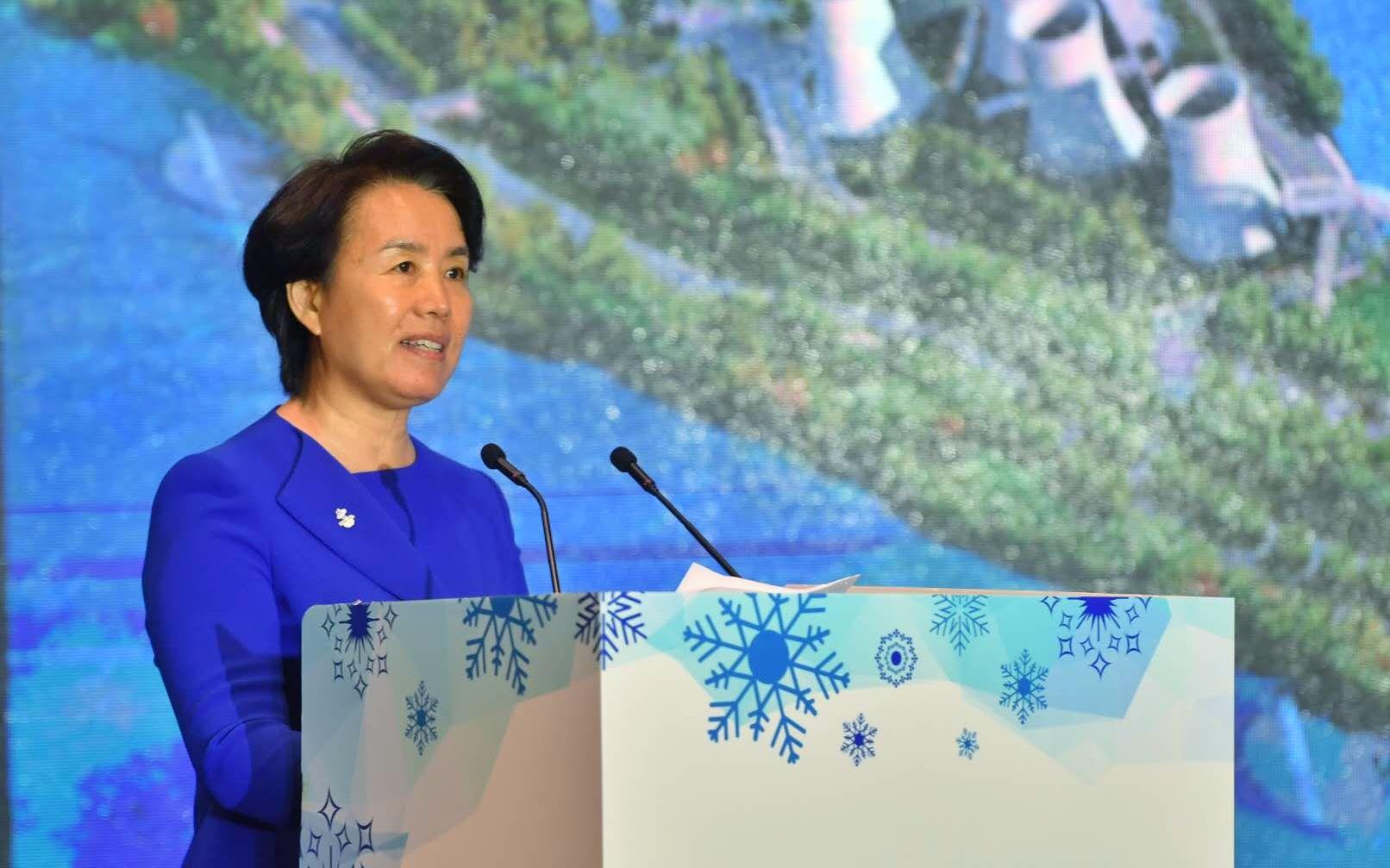 双奥城市北京:把奥运遗产传承经验分享给全世界图片
