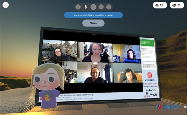 Mozilla裁员重组后宣布:重点发展WebXR社交平台Mozilla Hubs