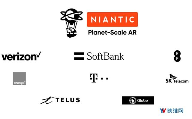 AR手游《Pokemon Go》开发商Niantic成立全球5G+AR联盟