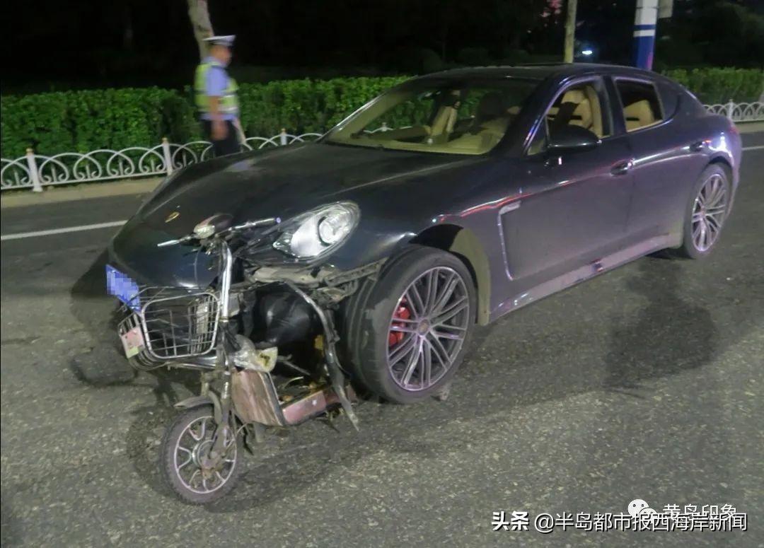 黄岛事件!就是他!酒后驾车会严重伤人