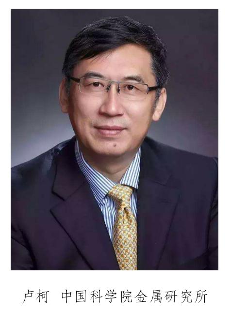扎根东北:辽宁副省长卢柯院士拿下科学大奖图片