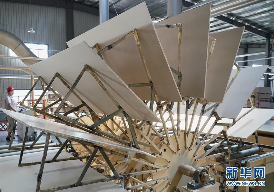 河北省滦南县:木材产业集聚助推经济增长
