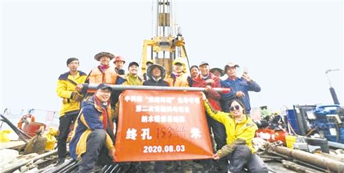 144.79米! 我国获青藏高原湖泊最长岩芯
