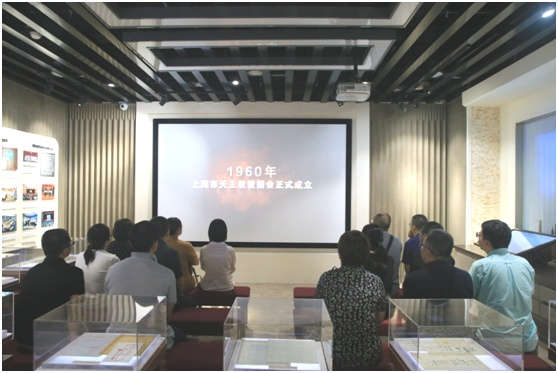 上海宗教文化研究中心、宣传处党支部联合开展主题党日活动