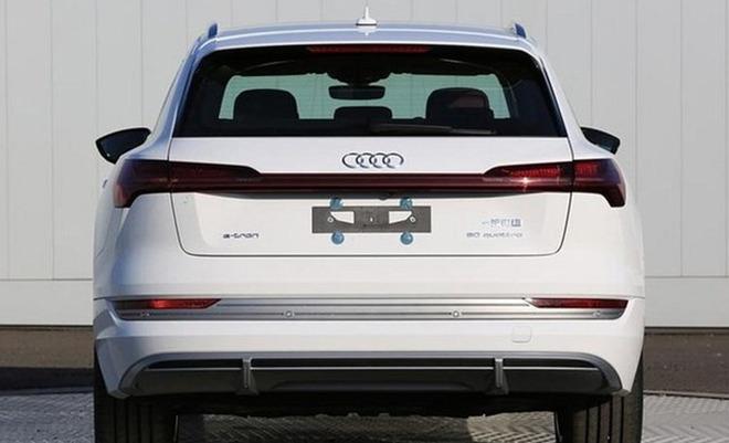 售价更加便宜 国产奥迪e-tron将于北京车展发布