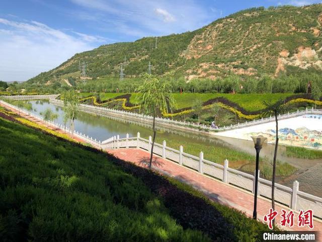 ope官方网站:宁夏隆德:治理重庆河成效显著