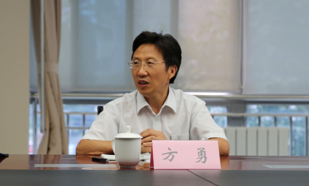 方勇出任中国社科院新闻与传播研究所党委书记,赵天晓卸任图片
