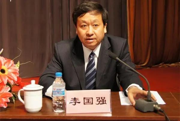 李国强任吉林省政府副秘书长(正厅长级)图片