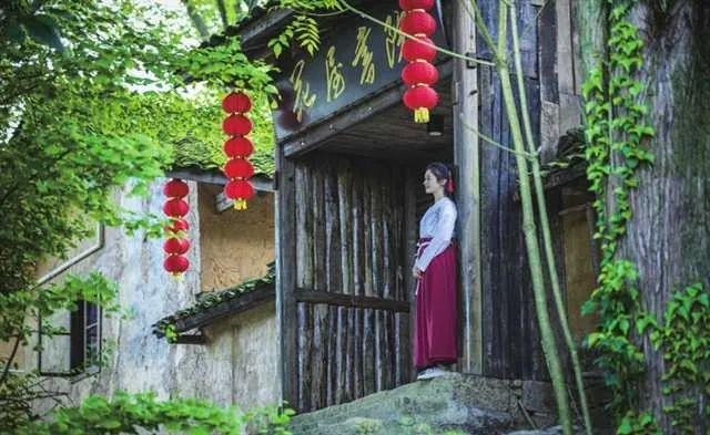 龙门堆栈图:奉节县委宣传部
