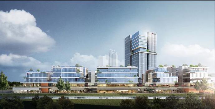 7.5万平米!杭州市中心还有一个商业综合