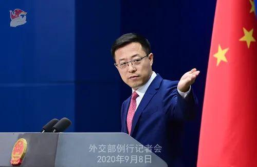 中方在班公湖采取了什么措施?外交部回应图片