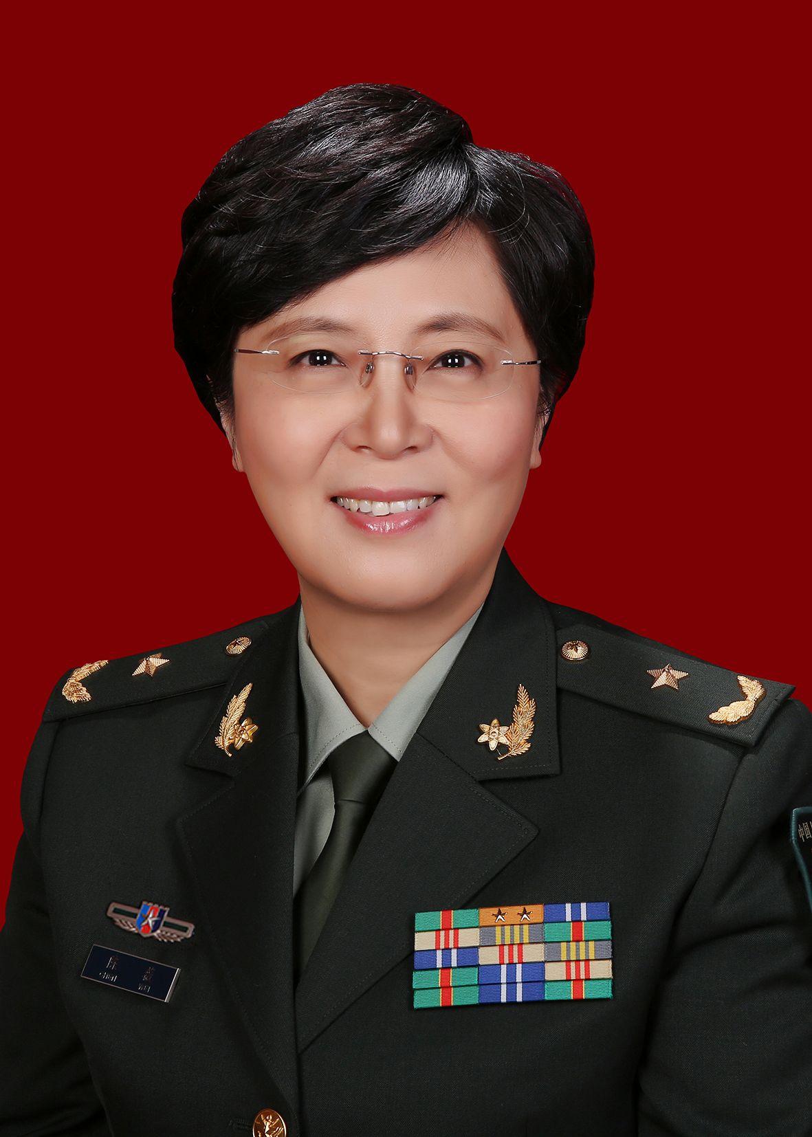 中国工程院院士、军事科学院军事医学研究院生物工程研究所所长陈薇。受访者供图