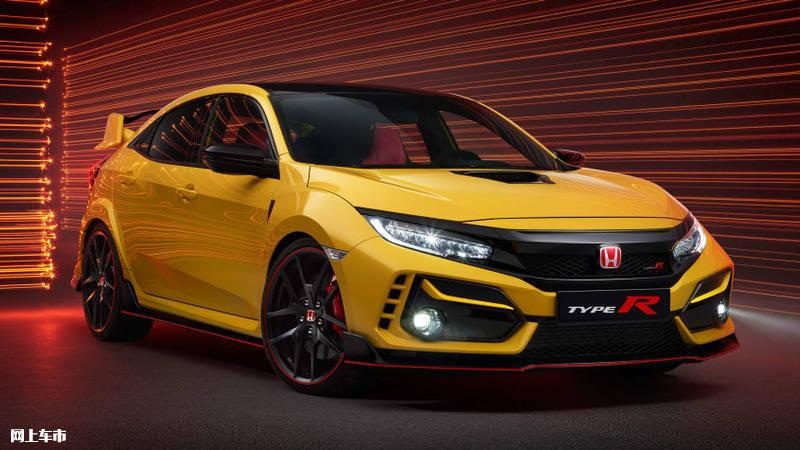 思域Type-R新车型售价曝光!限量20台,动力超奥迪S3,搭2.0T+6MT