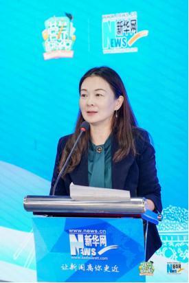 中国营养保健食品协会厉梁秋:科普宣传