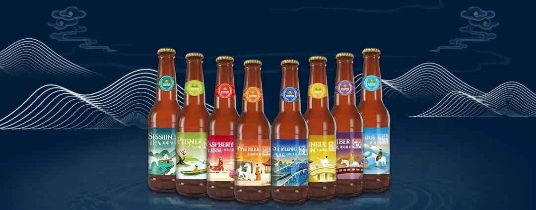 """燕京啤酒加大新品研发,为冬奥会""""量身打造""""三款新包装产品图片"""