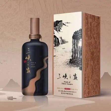 """之三峡""""酒""""诗巅系列。图:奉节县委宣传部"""
