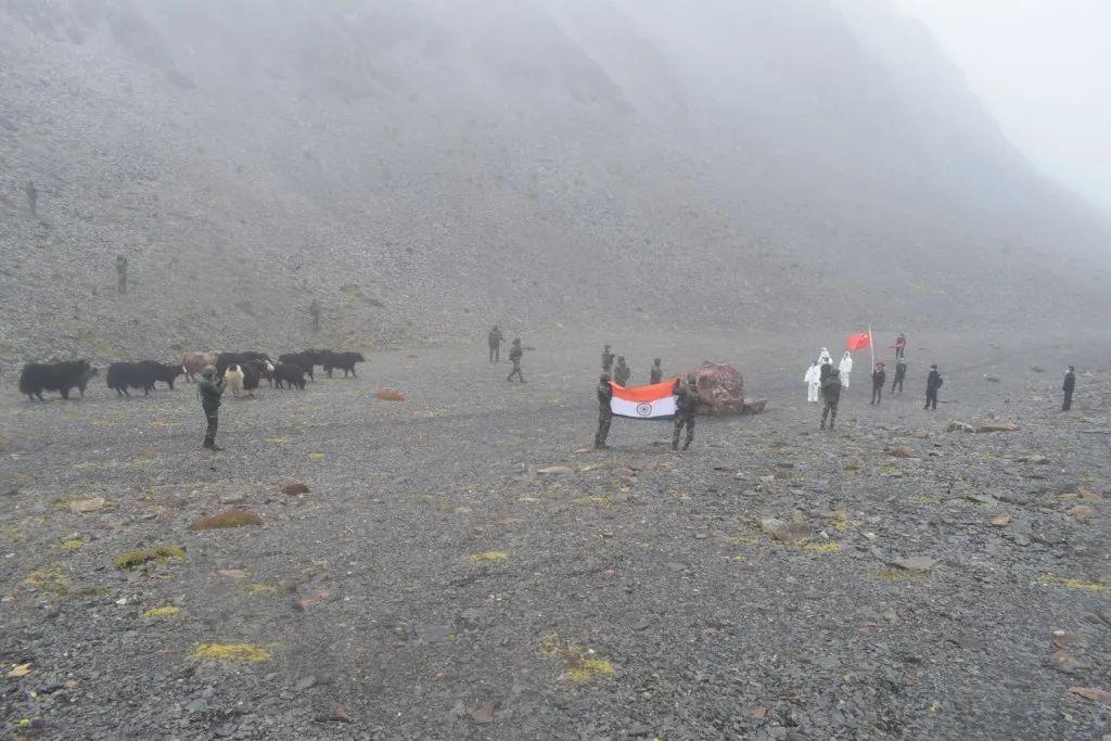 印军向中方还牦牛,戏在后头!图片
