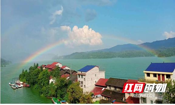 沅陵县文艺事件创作的文艺作品助力县域