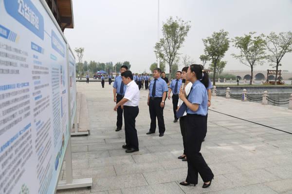 山东:五地建立黄河流域公益守护联盟图片