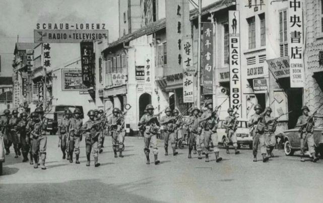 日军侵略新马地区