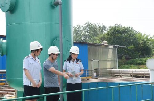 江苏常州税务部门:助力绿色发展 释放生态红利图片