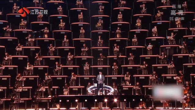 江苏卫视跨年演唱会是九场演唱会中……