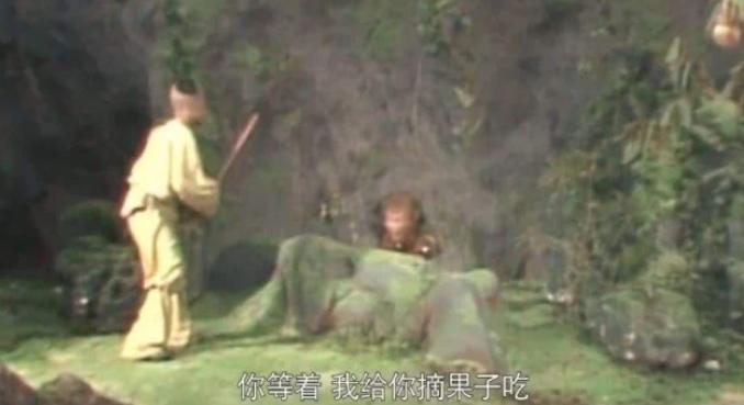 神仙都不能靠近的五行山,为什么放牛娃能进,看他拿着何物?