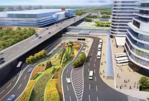 广东即修建一座高铁站,是赣深高速铁路新建中间站点!