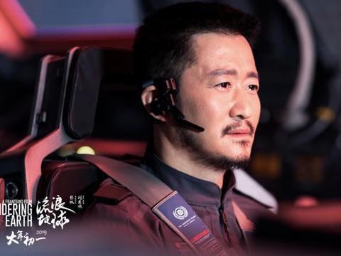 《流浪地球2》定档,吴京隔空吐槽郭帆:我不是被炸没了吗?