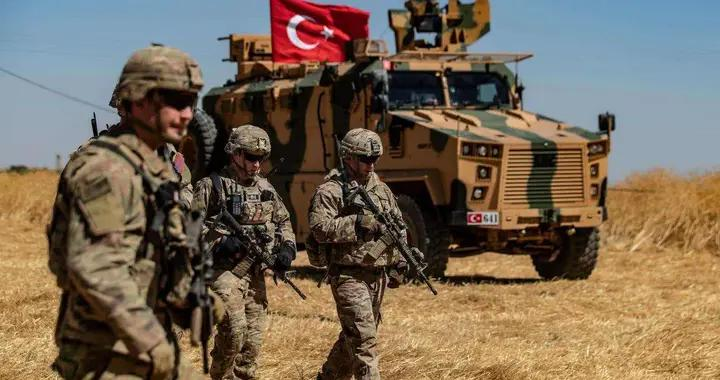 库尔德武装惨遭土耳其疯狂炮击,俄罗斯直接无视