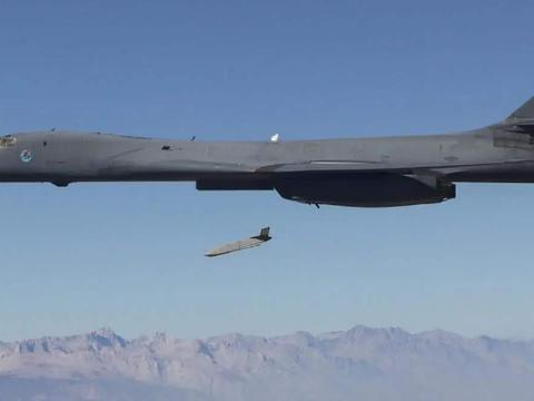 30年来第一次,美轰炸机隐身也没用了