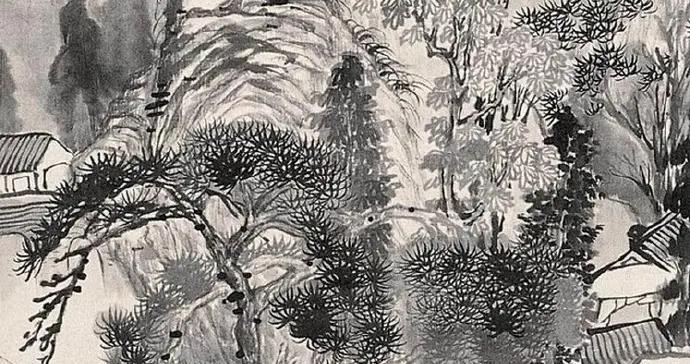 「国画大师」吴冠中:石涛是中国现代美术的起点