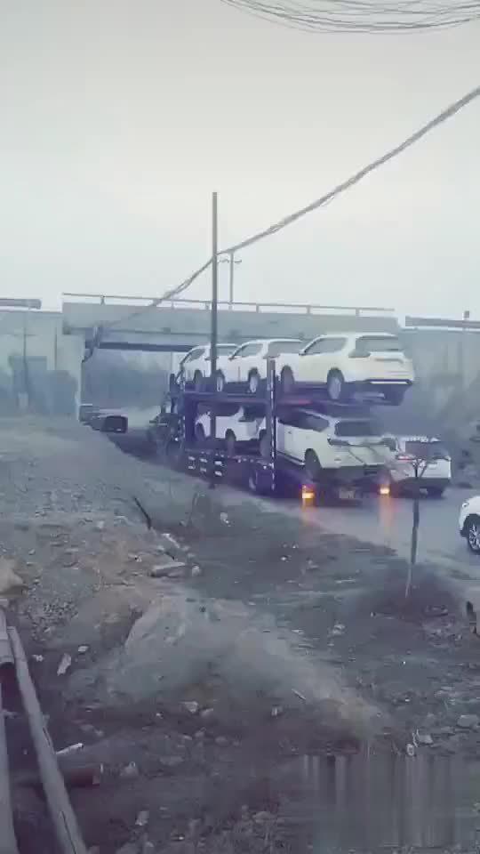 不知道司机大哥,到达目的地,会是什么反应