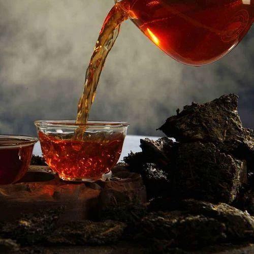"""黑茶获海关出口商品单独列目,安化黑茶""""走出去""""迎利好"""