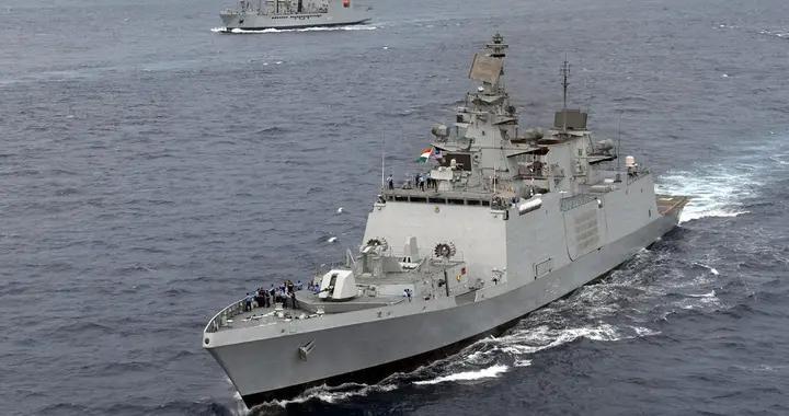 印度和越南达成12艘巡逻艇订单后,立马在南海军演,想干啥?