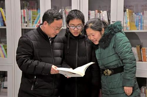 """盐都乐华泽、张小凤夫妇家庭获评""""全国五好家庭"""""""