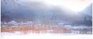 《冬景胜春华》|雪峰山脉的隆回人